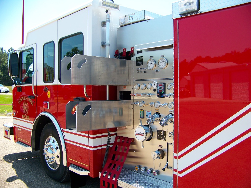 CANYONVILLE FIRE DEPT.