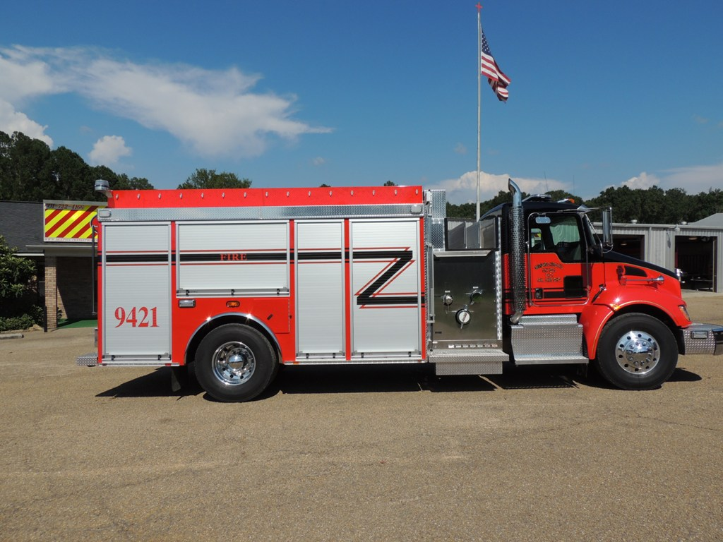 GAY HILL-CEDAR HILL-MOUND HILL FIRE DEPT.