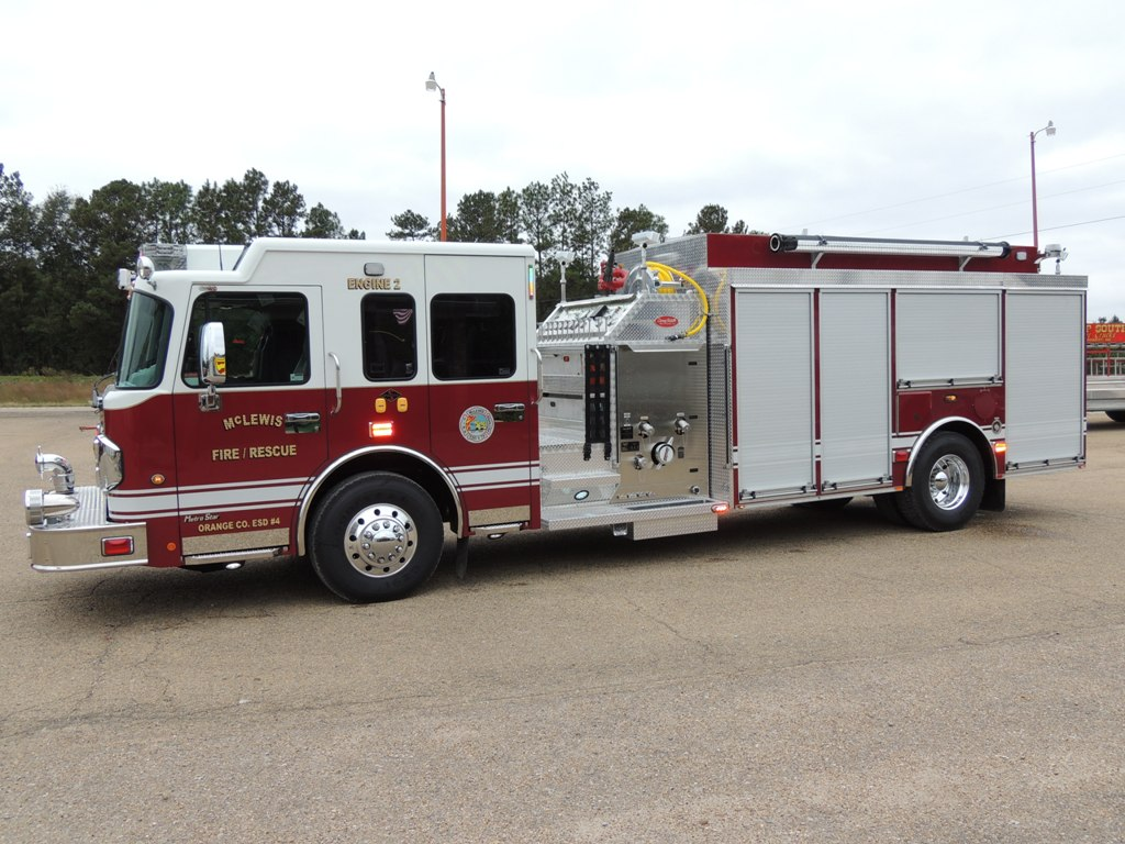 McLewis Fire Department