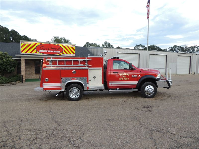 MILLBORO FIRE DEPT.