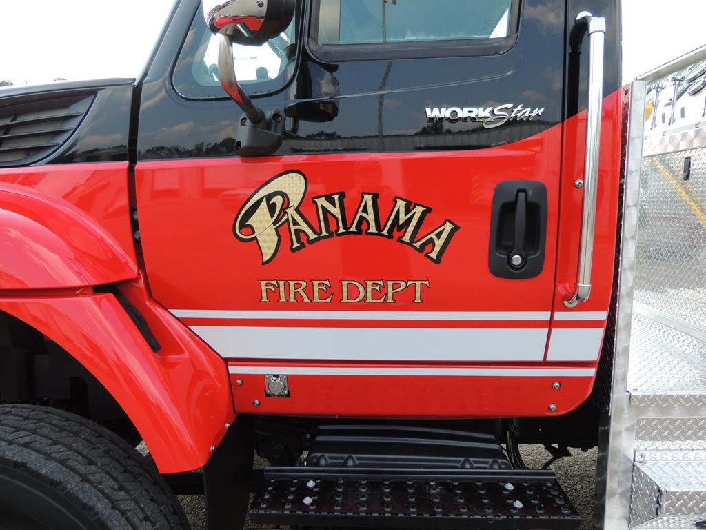 PANAMA FIRE DEPT.