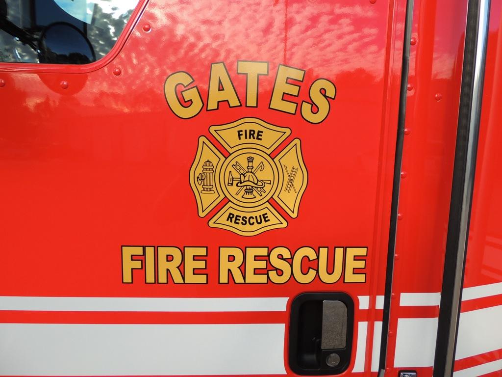 GATES FIRE DEPT.