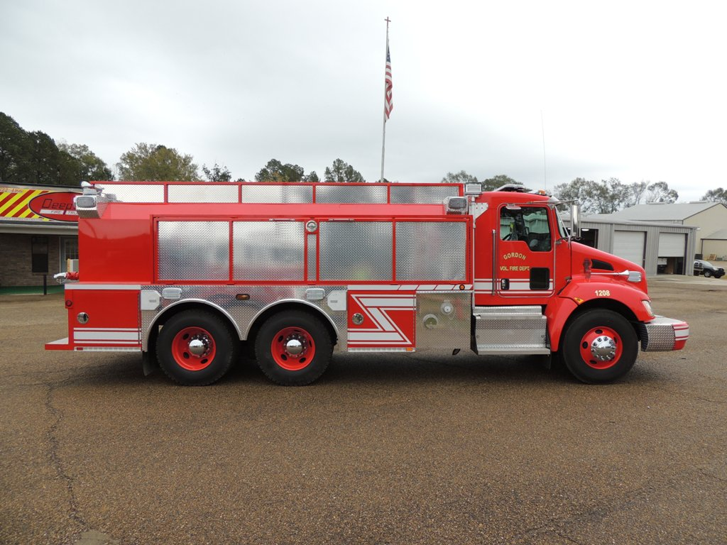 GORDON FIRE DEPT.