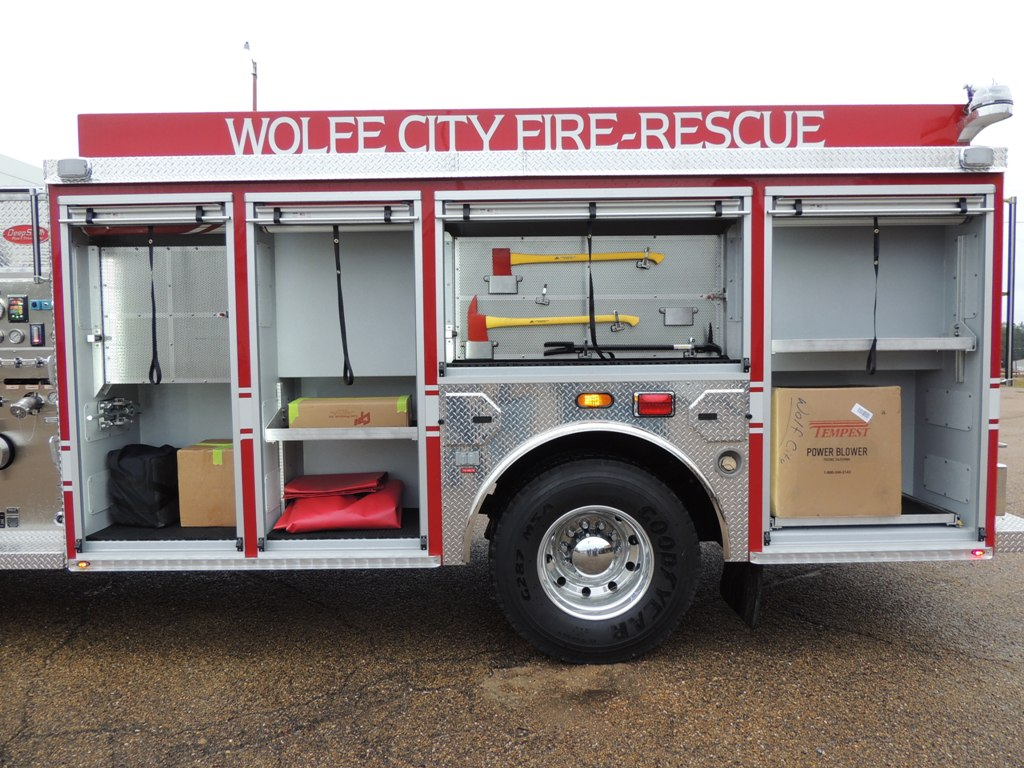 WOLFE CITY FIRE DEPT.