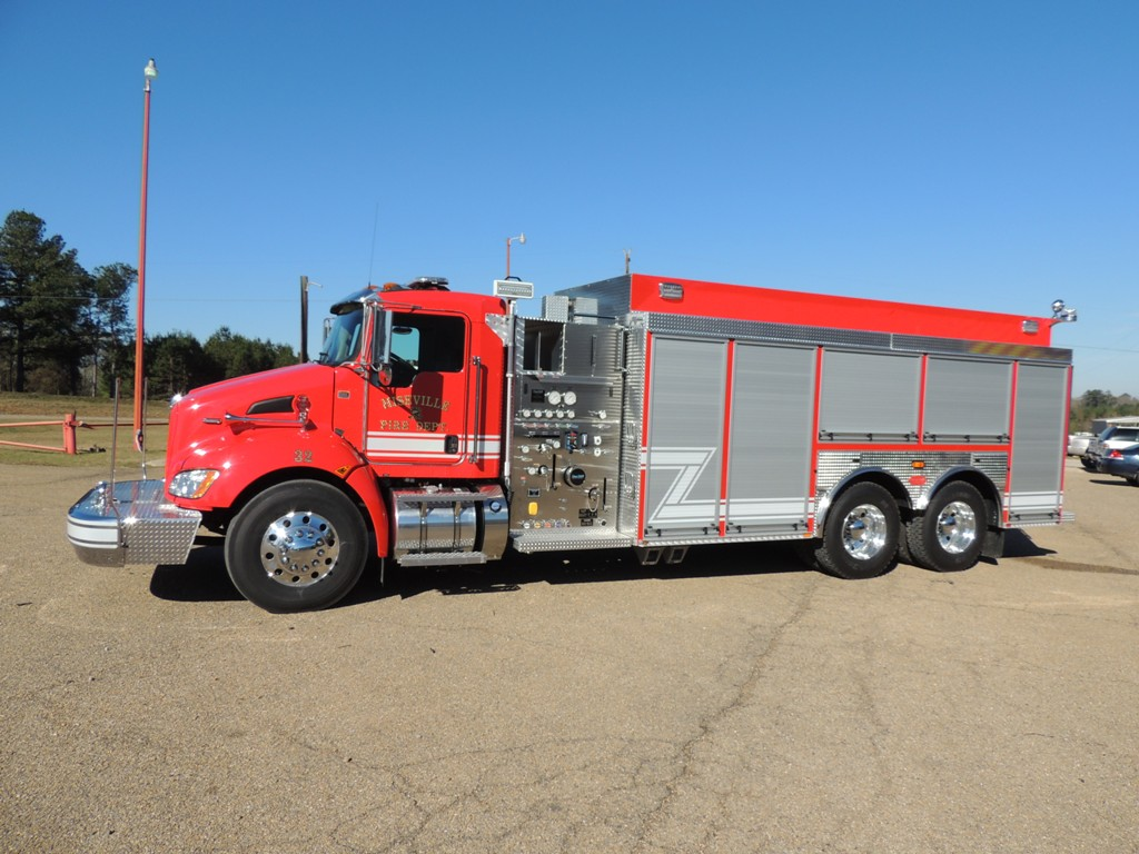 HISEVILLE FIRE DEPT.