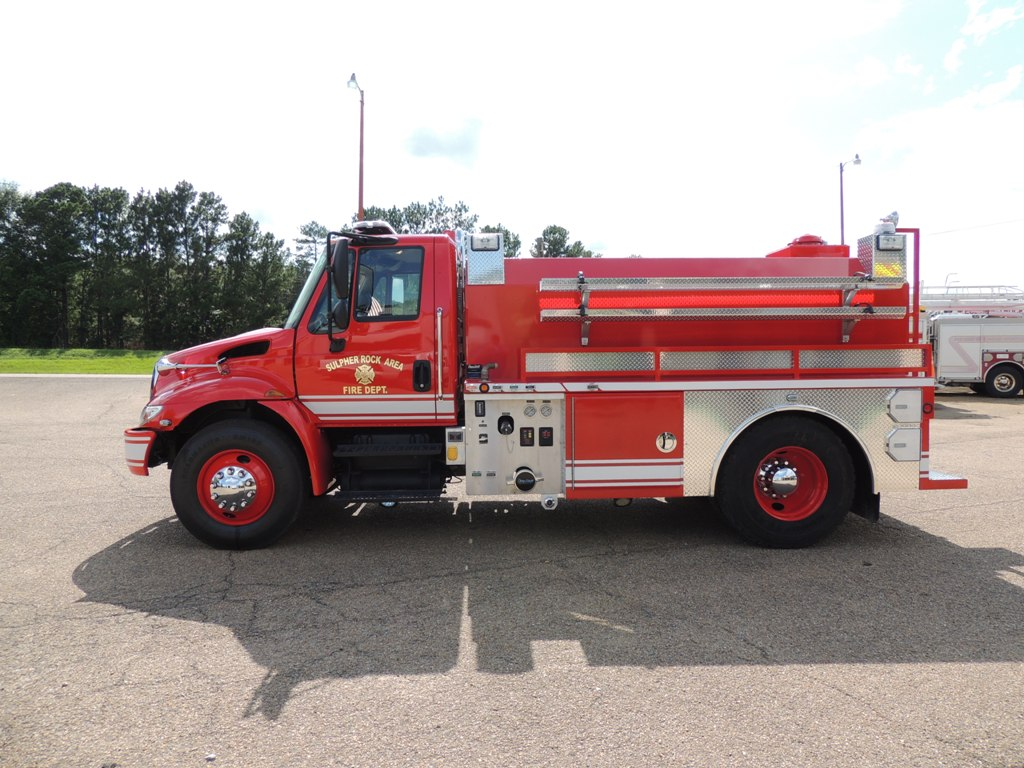 SULPHUR ROCK FIRE DEPT.