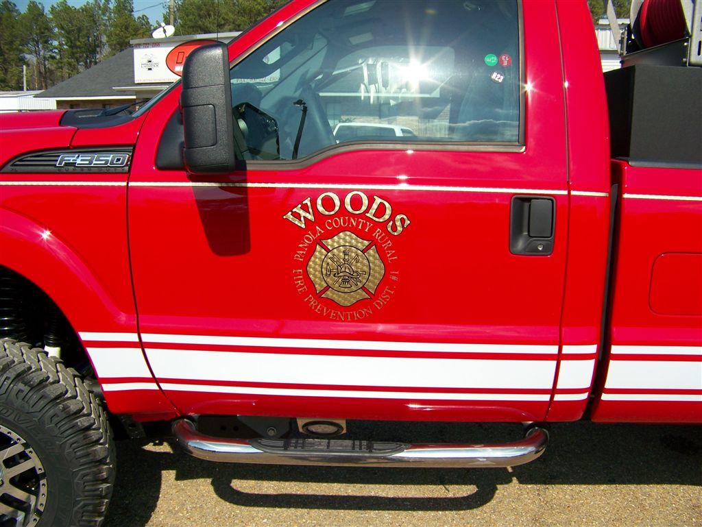 WOODS FIRE DEPT.
