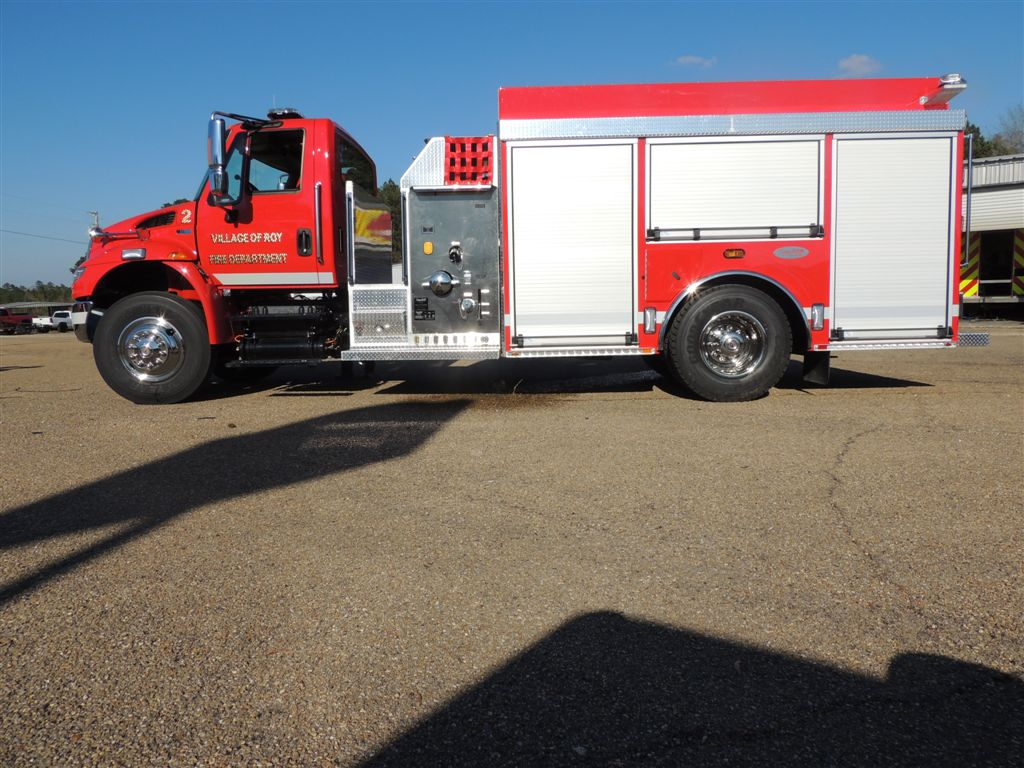 ROY FIRE DEPARTMENT