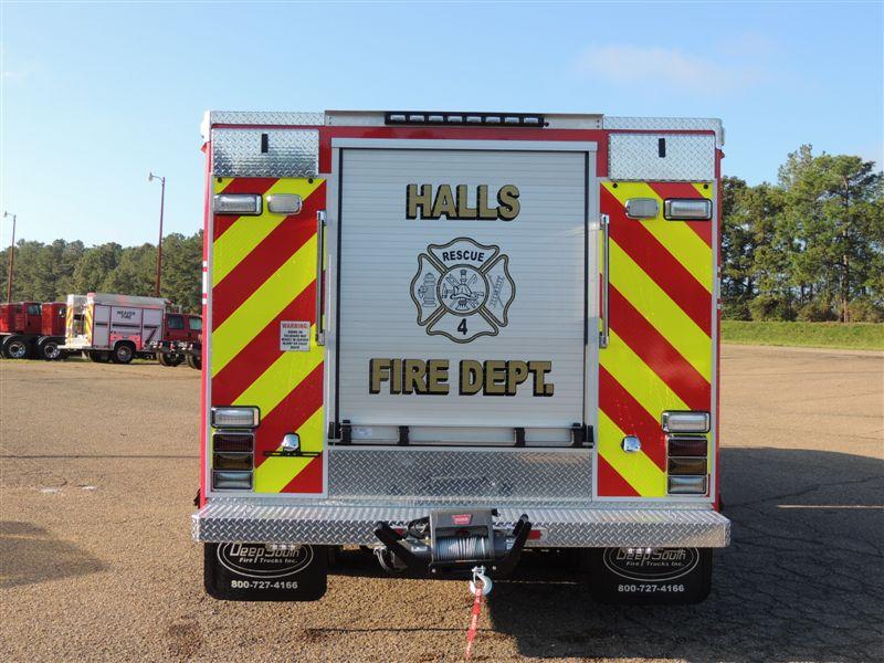 HALLS FIRE DEPT.