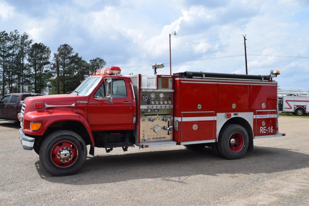 1998 FORD PUMPER
