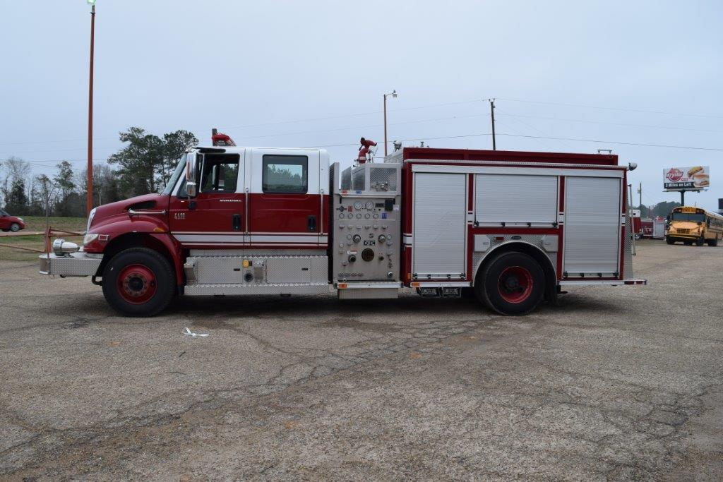 2006 E-1 INTERNATIONAL PUMPER
