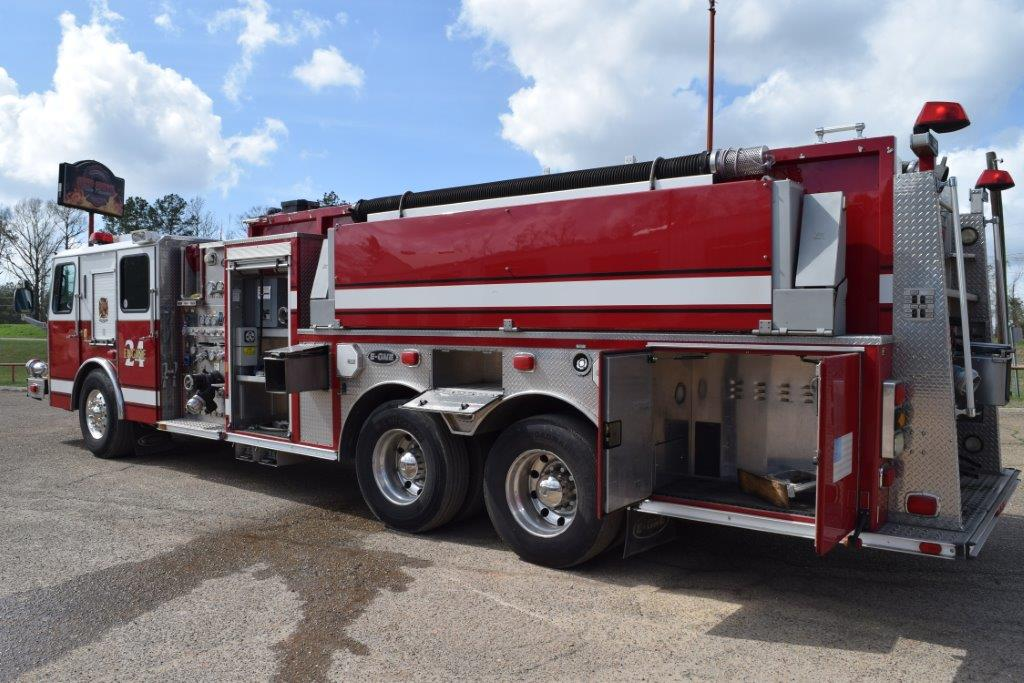 2006 E-ONE PUMPER
