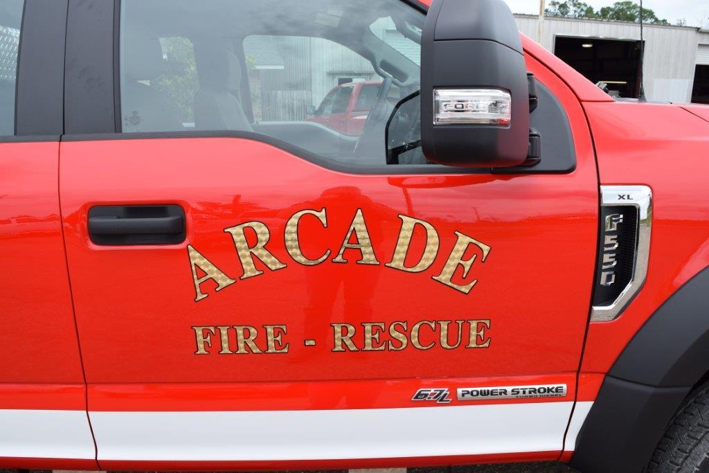 ARCADE FIRE DEPARTMENT