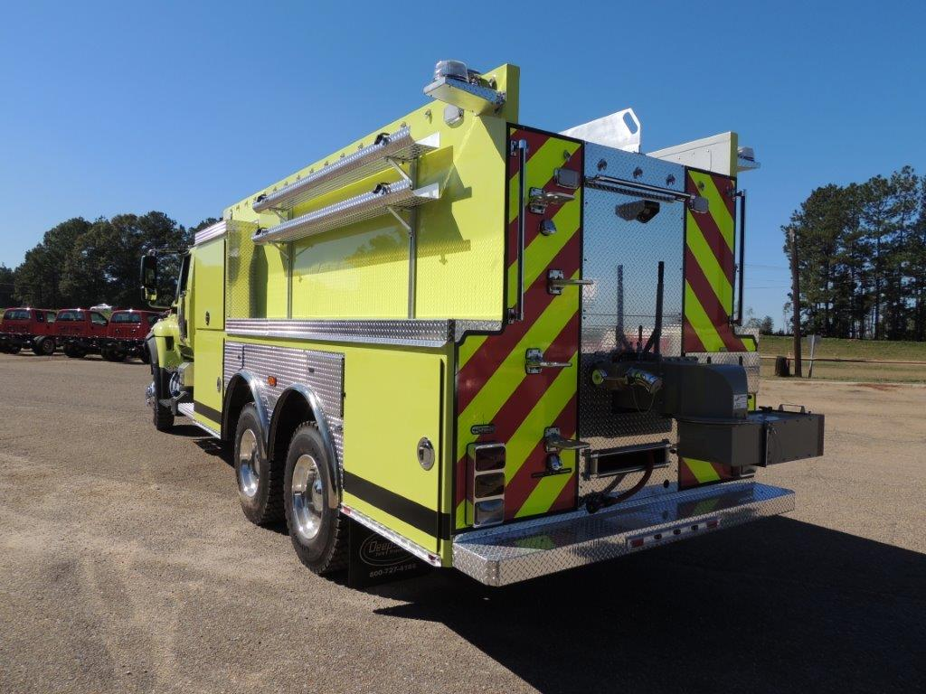CLEAR CREEK FIRE DEPARTMENT