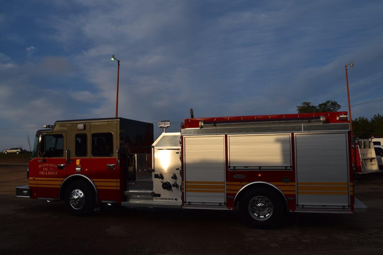 DECATUR FIRE DEPARTMENT