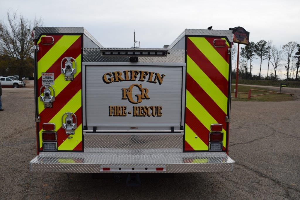 GRIFFIN FIRE DEPARTMENT