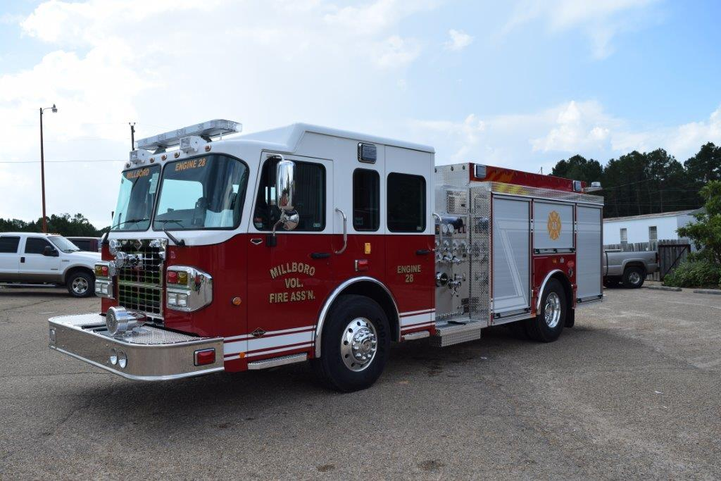 MILLBORO FIRE DEPARTMENT