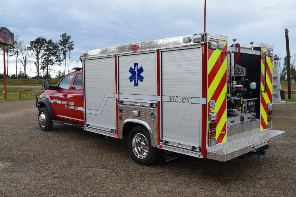 ROBERTS RIDGE FIRE DEPARTMENT