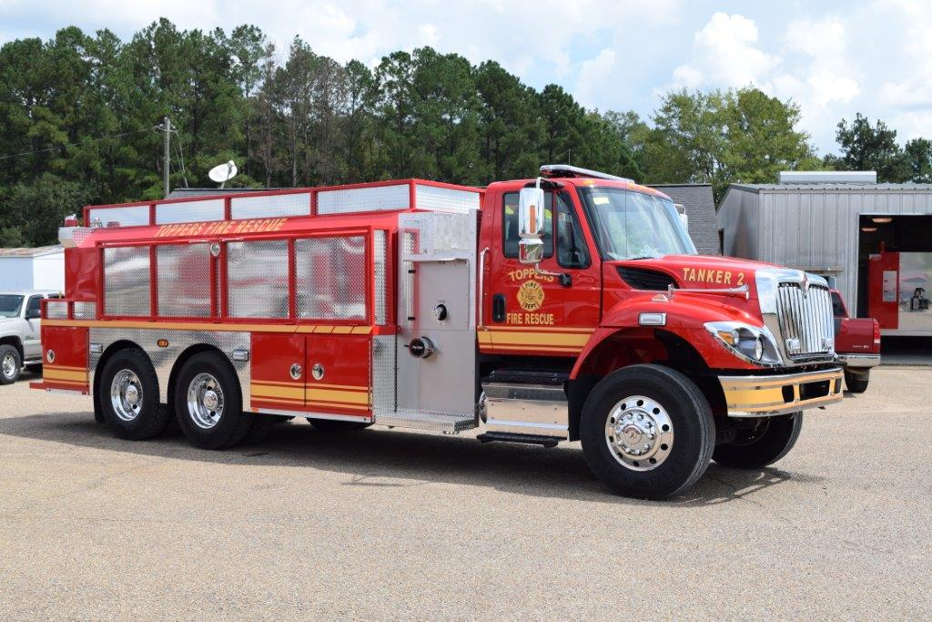 TOPPERS FIRE DEPARTMENT