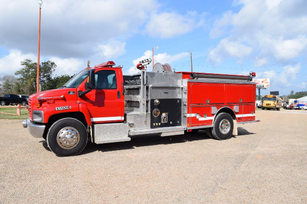 2003 CHEVROLET PUMPER