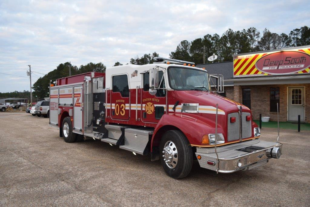STATION 7 FIRE DEPARTMENT
