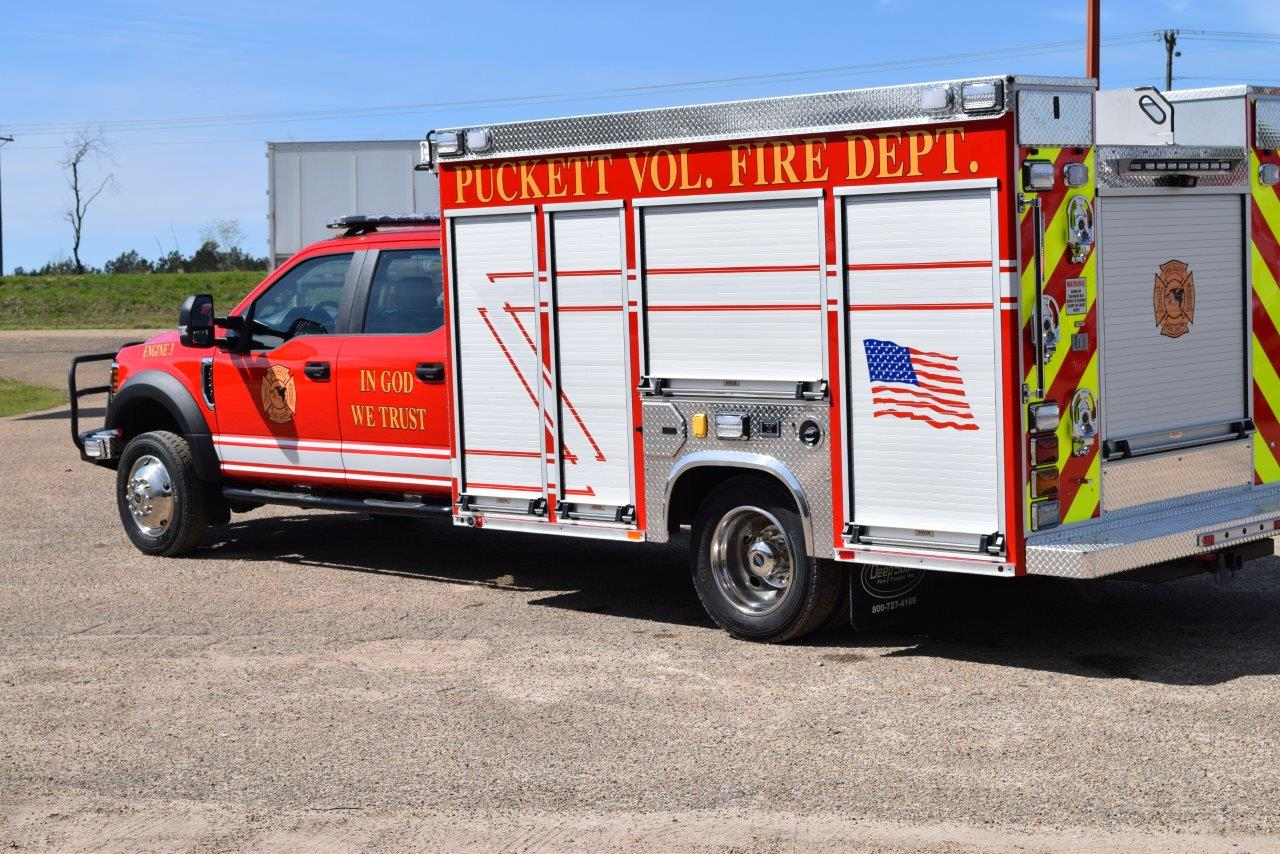 PUCKETT FIRE DEPARTMENT