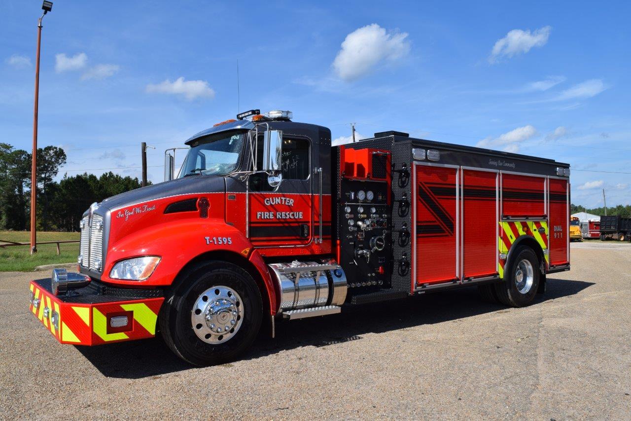 GUNTER FIRE DEPARTMENT