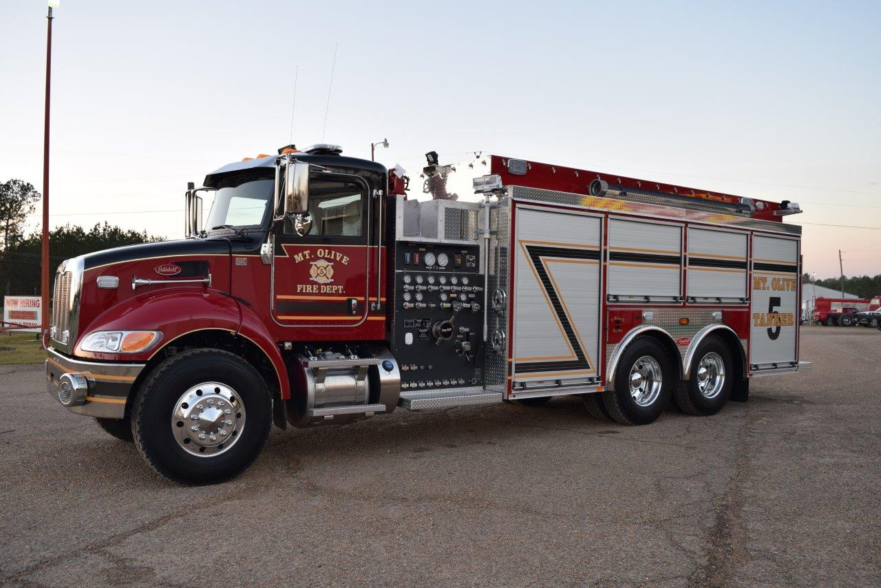 MT OLIVE FIRE DEPARTMENT