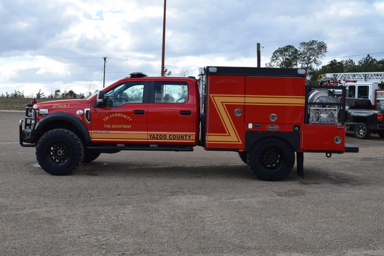 Tri-Community Fire Department